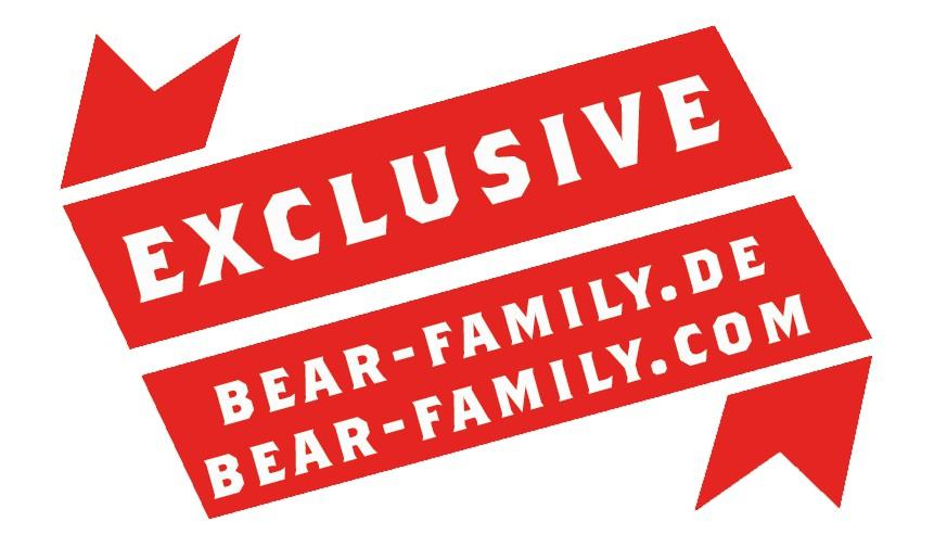Exclusive Bear Family Vinyl Club