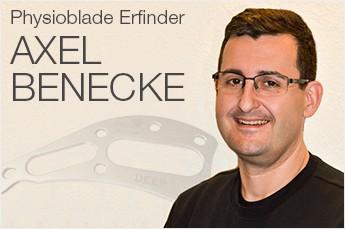 Physiotherapeut Axel Benecke im Interview zur Entwicklung des Physioblade Faszientools | Clap Tzu News