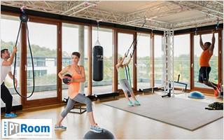 Durchdachtes Trainingskonzept für freies und funktionelles Training: pt room von ARTZT