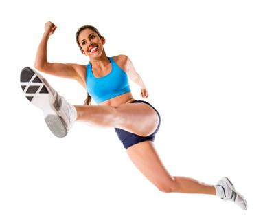 Bleiben Sie aktiv - Körperliche Bewegung hält fit