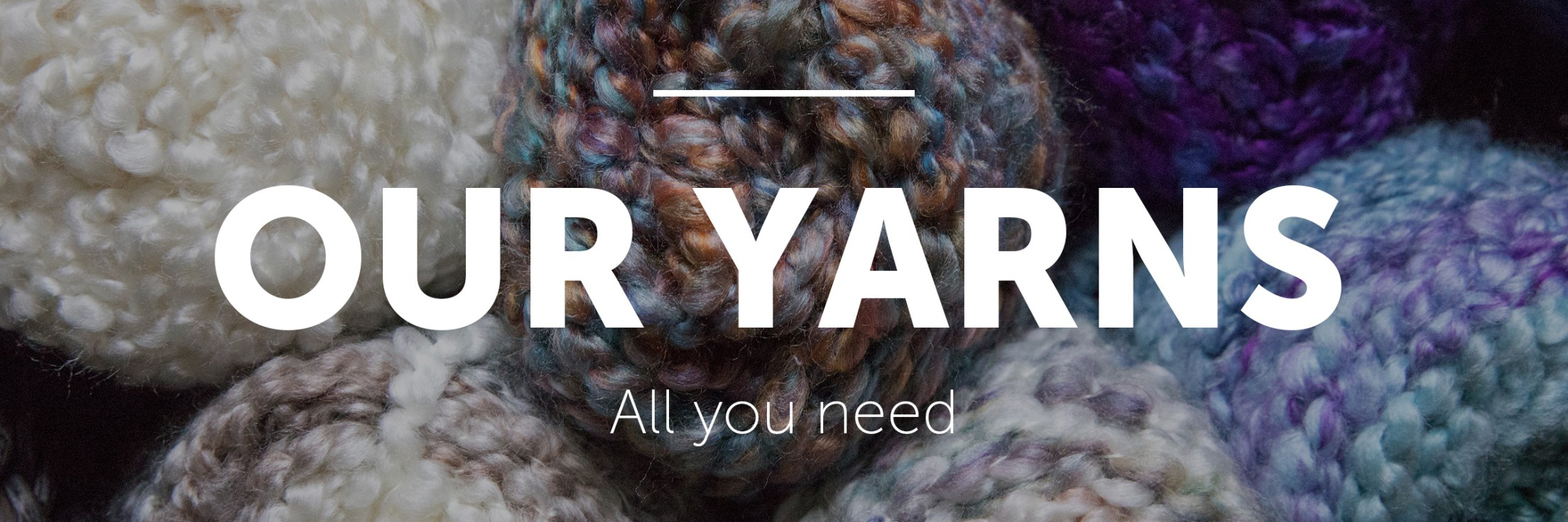 View Lion Brand's Yarn Category