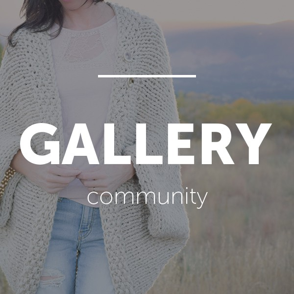 View Lion Brand's Community Gallery