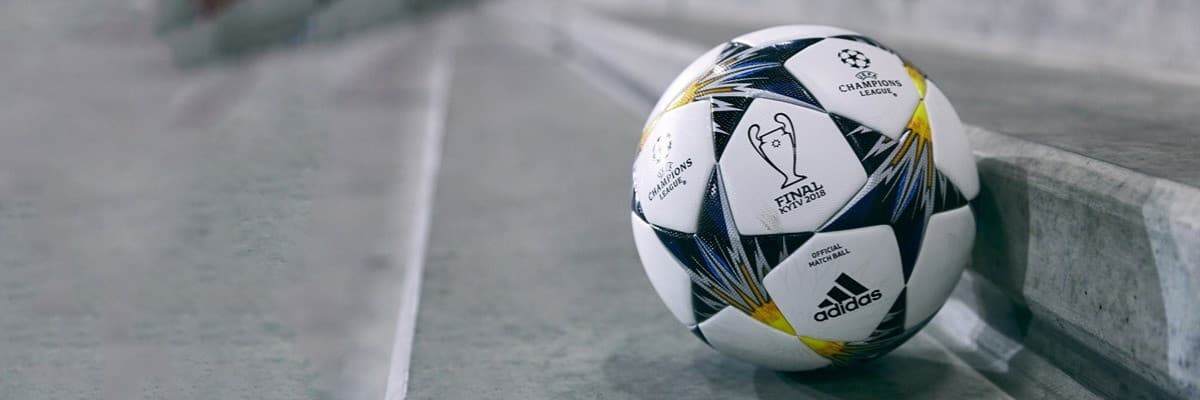 3702e123d UEFA UCL Final Kyiv 2018 Match Balls - Niky's Sports