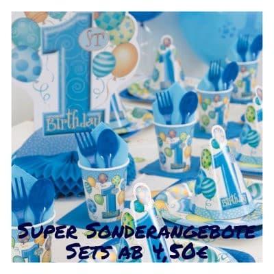 1 Geburtstag Kids Party World